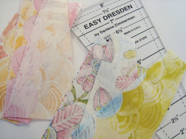 cutting fabric with templates and rulers | patchwork posse | easy sewing projects and free quilt patterns