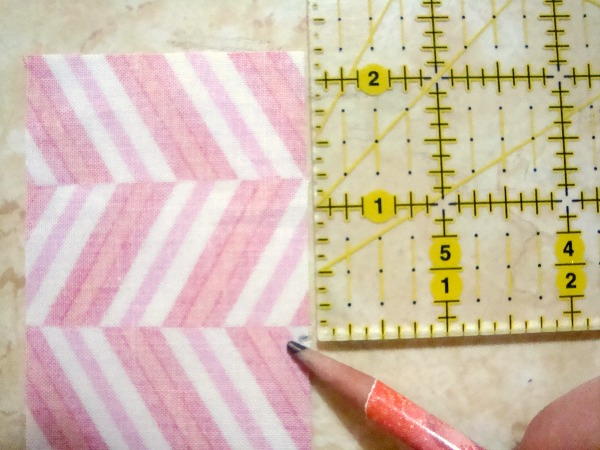 sewingstripstogether