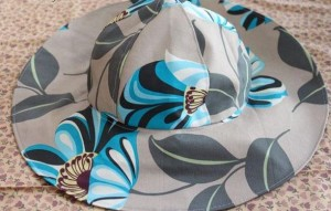 Sun Hat sewing projects