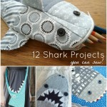 12 Shark Projects to Sew