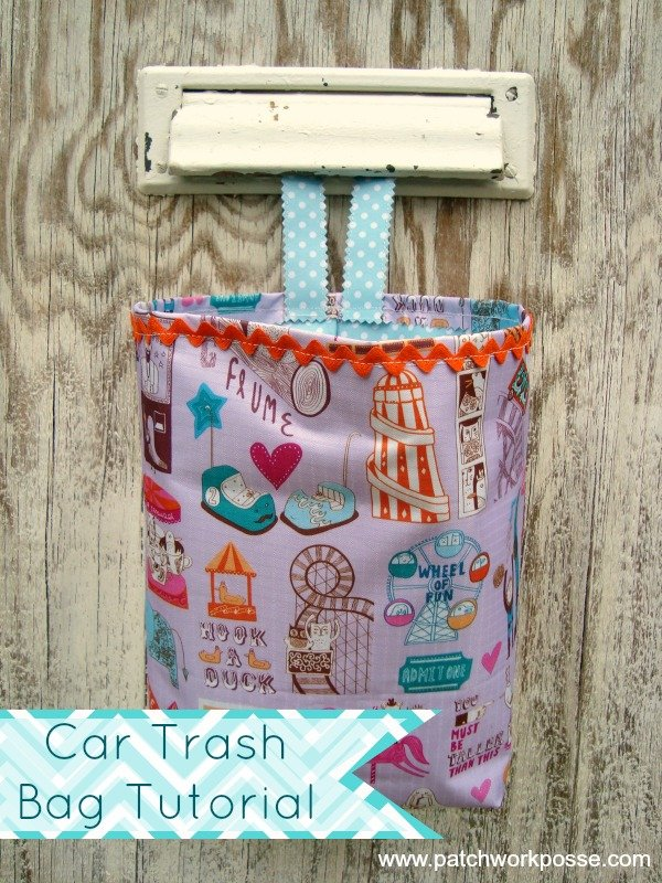 Car Trash Bag Pattern