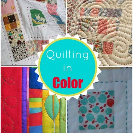 quilting in color | patchworkposse #quilting101
