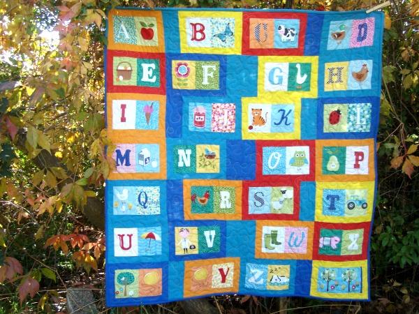 alphabetquilt