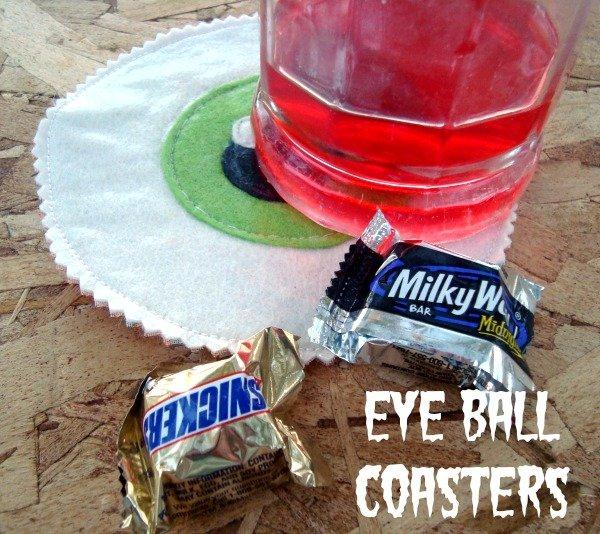 eyeball coasters tutorial