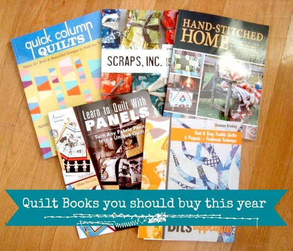 quilt books to buy