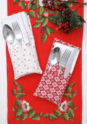 christmas craft napkin holder 2