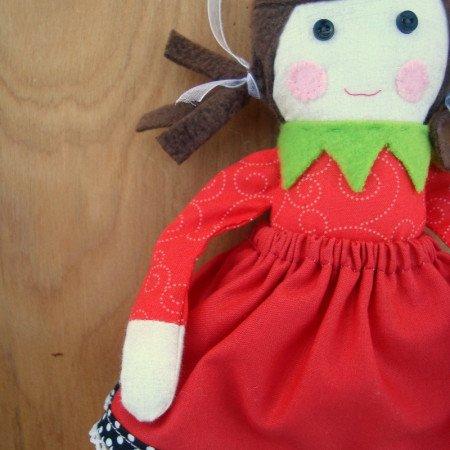 elf on the shelf apron and skirt   patchwork posse   #elfontheshelf #christmas