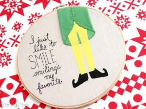 Elf-Embroidery-Hoop-Art-750x562