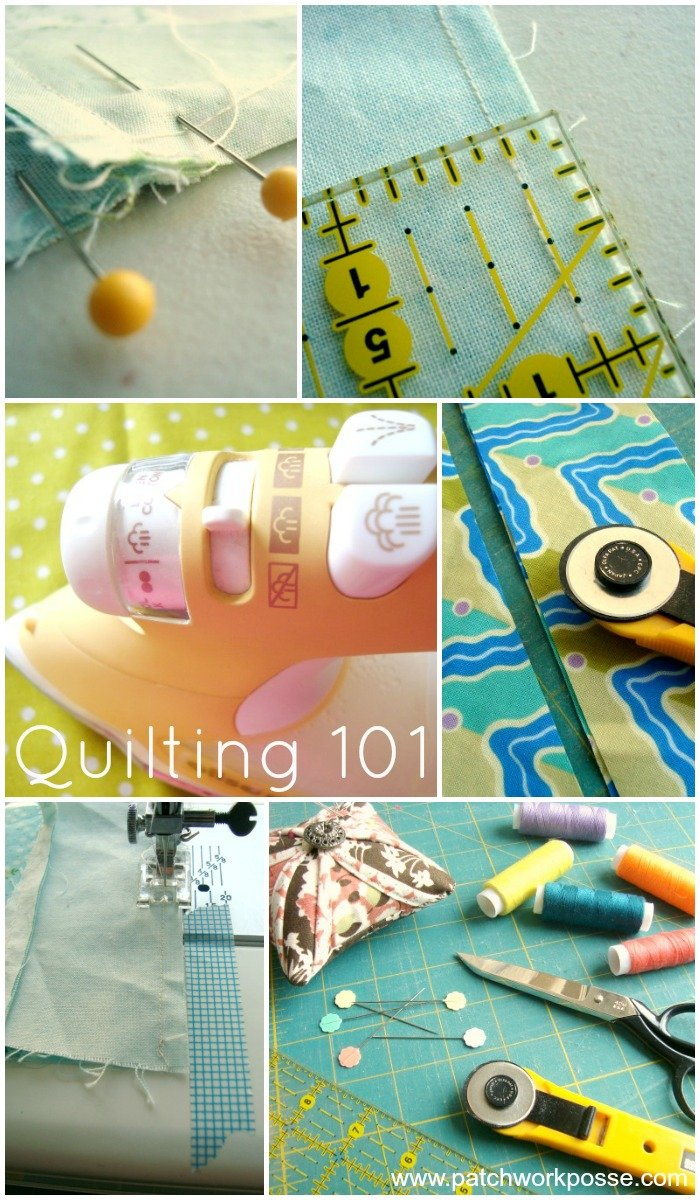 How-to-Quilt | PatchworkPosse #howtoquilt #sewing