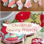 christmas sewing projects | PatchworkPosse #sewingprojects #holiday #quilting