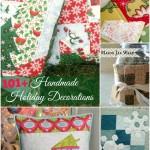 101 Handmade Holiday Decorations