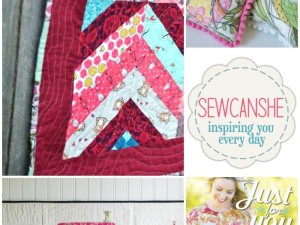 trunk show with sewcanshe | PatchworkPosse | #interview #trunkshow