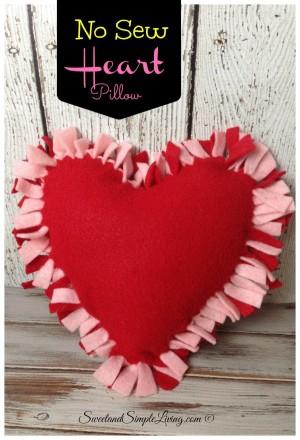 No-Sew-Heart-Pillow-
