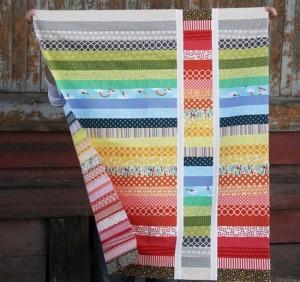 Rainbow Strip and Flip Quilt Tutorial_thumb