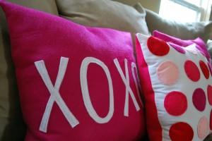 Vday Banner & Pillows 5