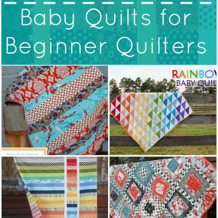 baby quilts for beginner quilters   PatchworkPosse #freepattern #sewing #baby