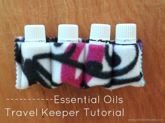 Simple Essential Oils Carrier Tutorial
