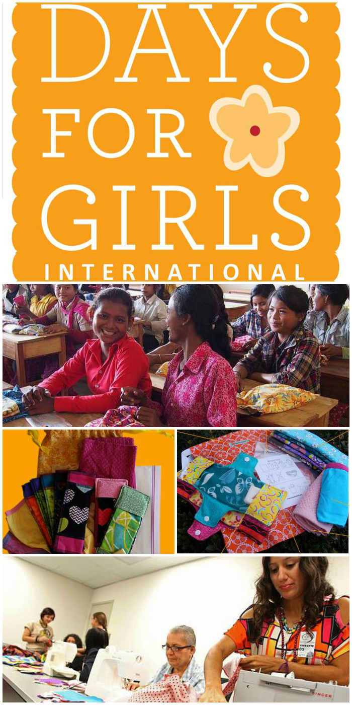 days for girls international Find out how you can help!  Sew or donate.