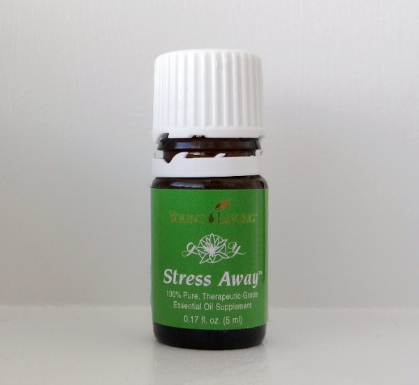 essential oil stress away