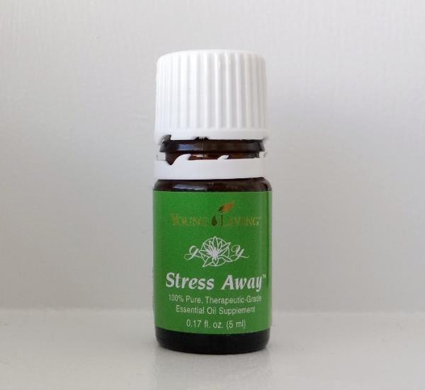 essential oil stress away
