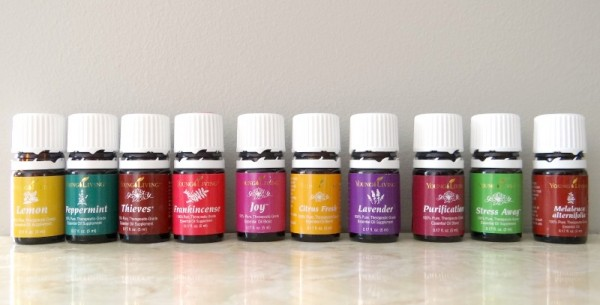 essential oils for beginners all together