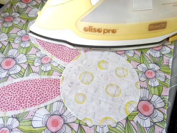 fusible applique