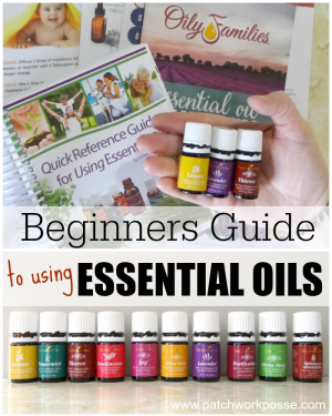 new beginners guide to using essential oils