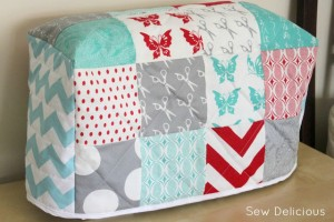 quilted sewing machine cover edit2