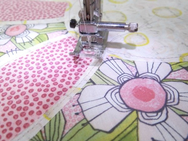 Ways to finish your applique edges