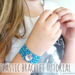 Elastic Bracelet DIY