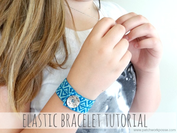 elastic bracelet tutorial