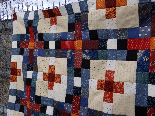mystery quilt show off