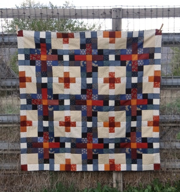 not a mystery quilt