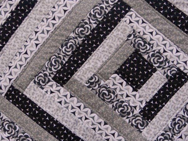 table runner close up