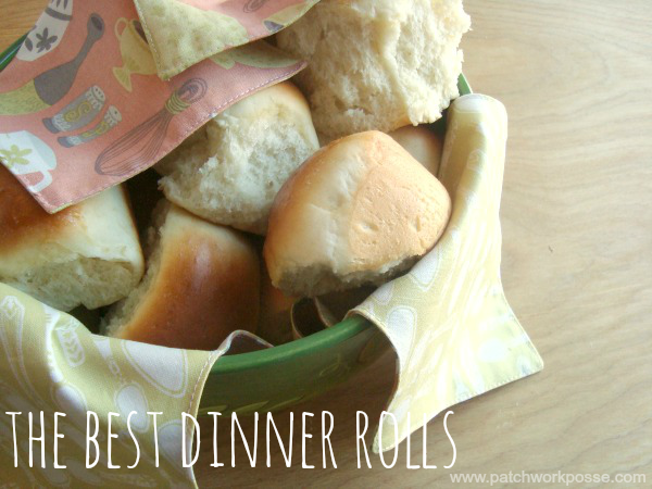 the best dinner roll recipe
