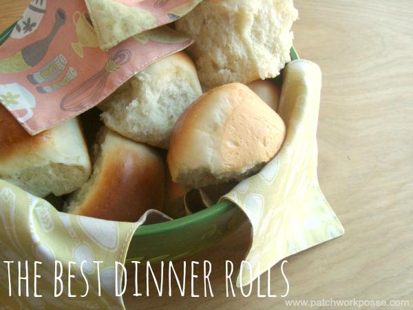 the best dinner roll recipe