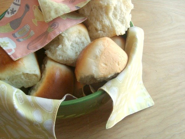 Bread Basket Cover