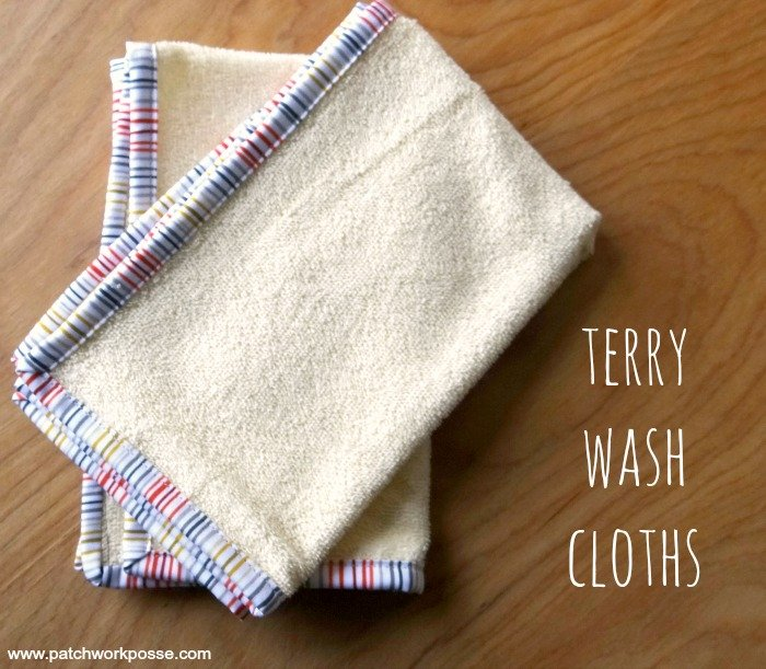 Terry Cloth Fingertip Towels – Quick And Easy Tutorial