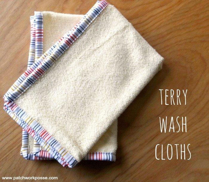 cotton fingertip towels tutorial - Fingertip Towels