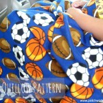 quillow pattern. Perfect for traveling and tossing in the car.