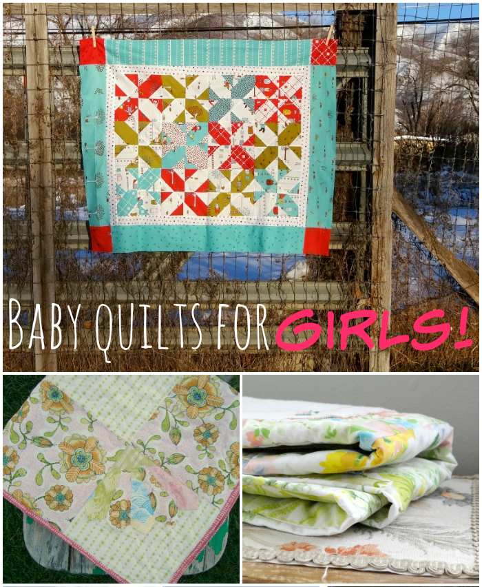quilt for baby girls