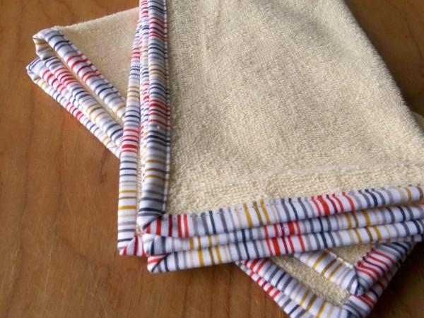 terry towel hand cloth