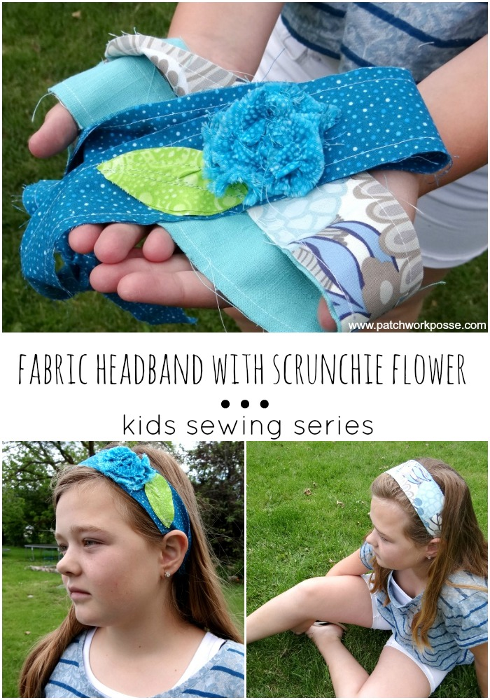 fabric headband tutorial main