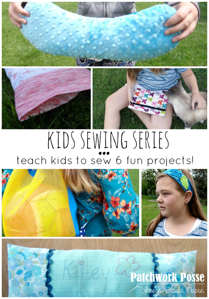 Sewing Projects for Kids Series