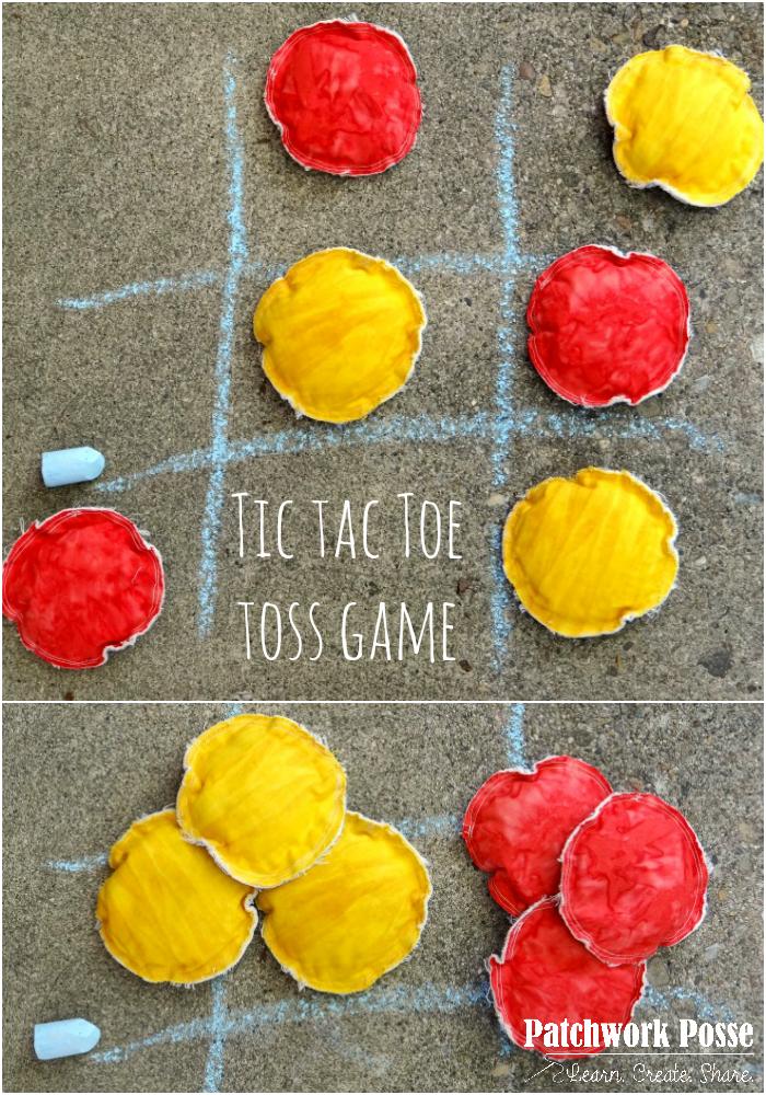 tic tac toe toss game tutorial