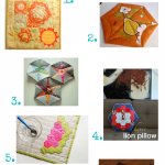 7 Awesome Hexagon Projects to Sew
