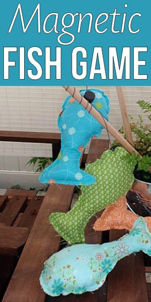 fish game great for shark week!