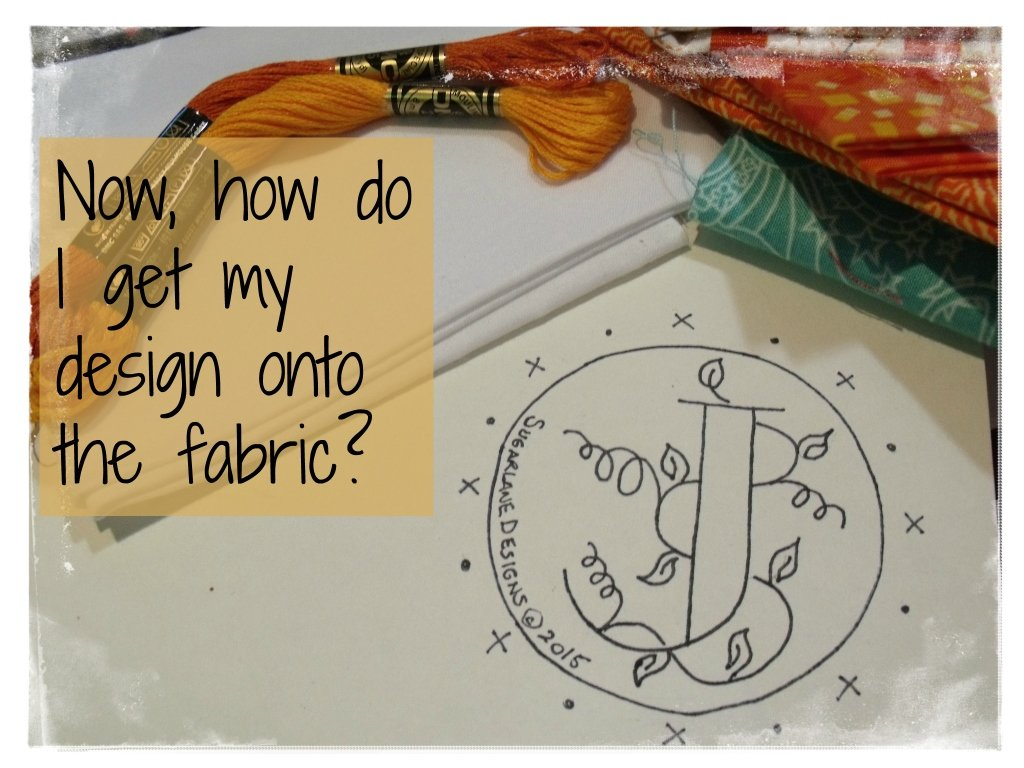 The Best Ways to Transfer Designs to Fabric