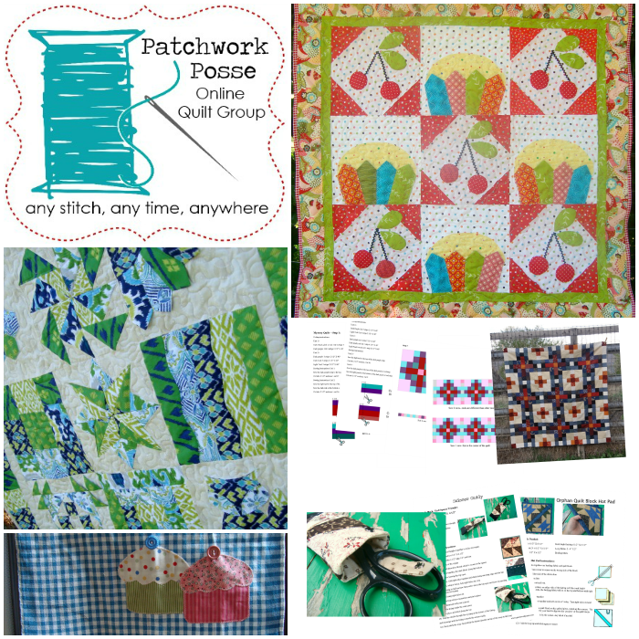 patchwork posse quilt group