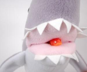 shark week plushie